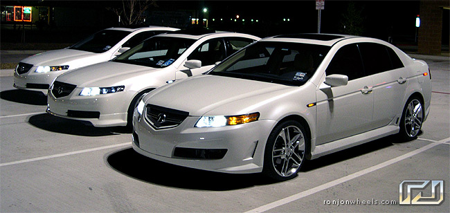 Body Kit Acura Forum Acura Forums - 2003 acura tl body kit