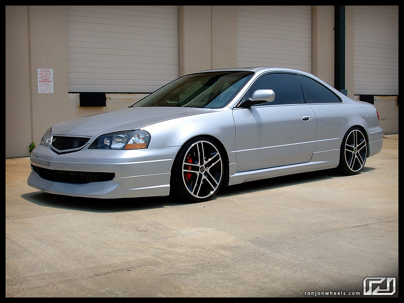 2001 Cl Type S Turbo Show Car For Sale Acurazine Acura