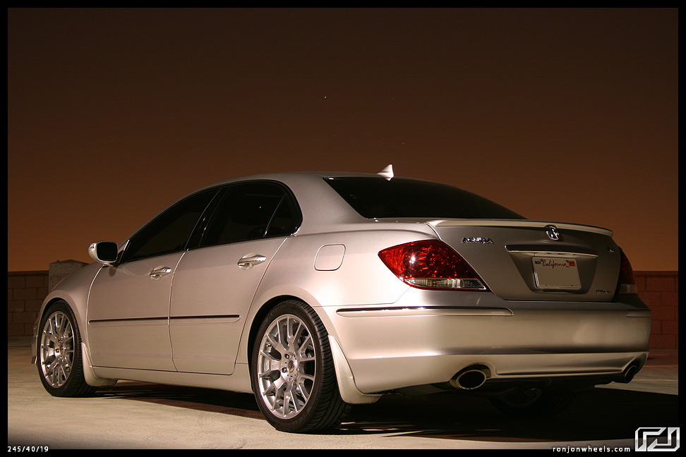 Acura rl aftermarket parts